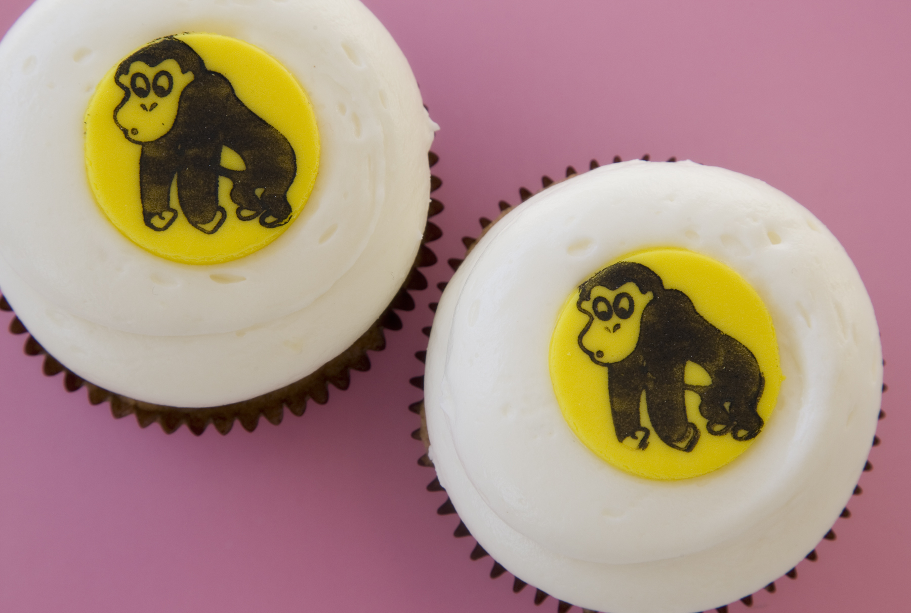 gone bananas cupcakes