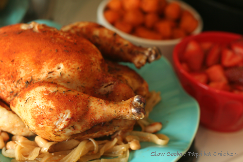 slow cooker paprika chicken 2