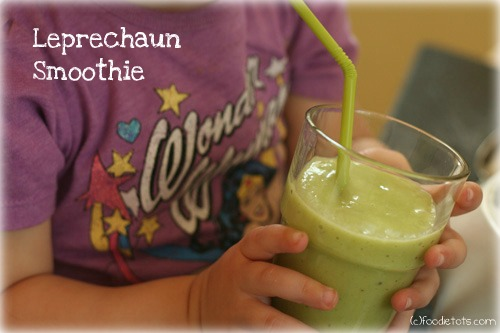leprechaun smoothie