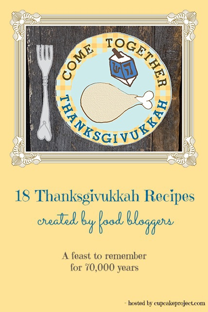 thanksgivukkah blogger potluck