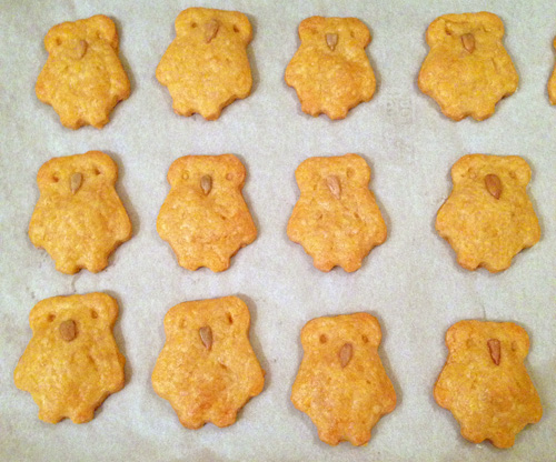 cheddar cheese crackers | foodietots.com