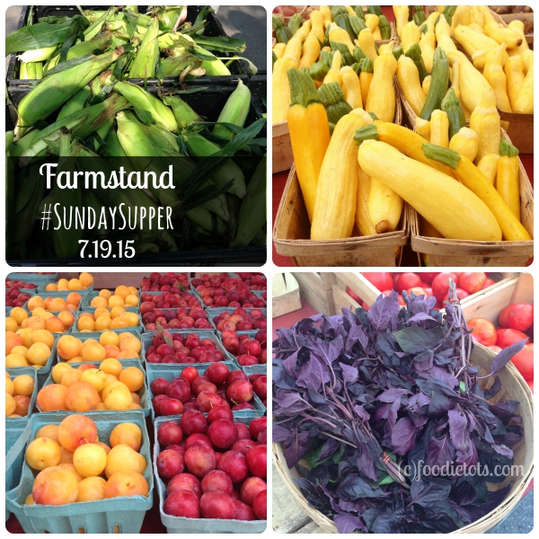 Farmstand #SundaySupper Preview | foodietots.com