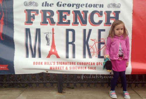 kid-friendly georgetown french market dc | foodietots.com